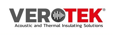 Logo Verotek Acoustic and Thermal Insulating Solutions